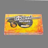 Xiclet Trident senses Tropical mix sl blister