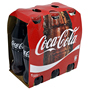Coca cola zero ampolla de vidre 20 cl paq. 6