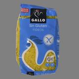 Pasta fideus Gallo sense gluten