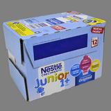 Leche continuacion Nestle crecimiento 1+ 6 u.X 200 ml.