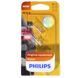 Lampara vision w5w Philips 12v