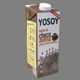 Beguda civada amb cacau i avallanes Yosoy