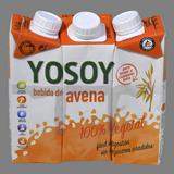 Beguda civada Yosoy 3X250 ml.