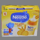 Farinetes liquides Nestle galeta paq. 2X250 ml.