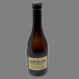 Cervesa artesanal La bella Lola blonde ale ampolla