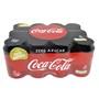 Coca cola zero paq. 12 llaunes