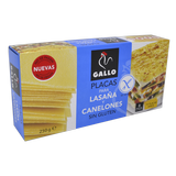 Pasta lasanya i canelons Gallo