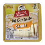 Formatge de cabra tallat Garcia Baquero cunya