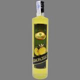 Licor limoncello Vecchio