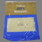 Formatge mozzarella ratllat