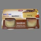 Pastís de formatge paq. 2 u. de 100 g