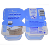 Iogurt natural ensucrat 4 u. de 125 g