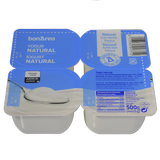 Iogurt natural 4 u. de 125 g