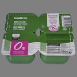 Iogurt desnatat bífidus 2 u. de 125 g