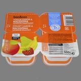 Iogurt semidesnatat sabor macedònia 4 u. de 125 g