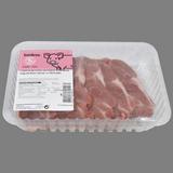 Cabeza de lomo de cerdo sin hueso fileteada