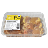 Filets de contracuixa de pollastre groc