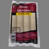 Salsitxa Bratwurst 4 u.