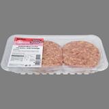 Hamburguesa de vedella i porc amb formatge