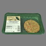 Hamburguesa vegana d'arròs, cigrons i pebrot 2 u
