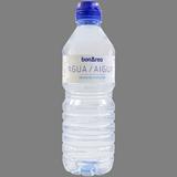 Agua mineral natural botella pet