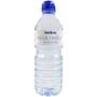 Aigua mineral natural ampolla pet