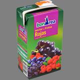 Nèctar de fruites vermelles