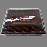 Pastís bescuit de xocolata