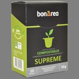 Cafè en càpsules compostables supreme