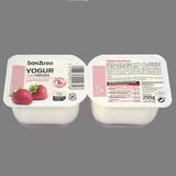 Iogurt amb maduixa paq. 2 u. X 125 g