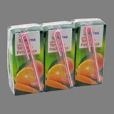 Beguda de taronja i pastanaga P-3 x 200ml.