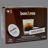 Càpsula de cafè extra intens molt 16 càpsules
