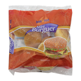 Pan hamburguesa mini burger 10 u.