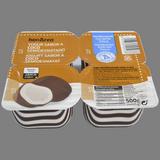 Yogur semidesnatado sabor coco 4 u. de 125 g