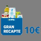 Cistella 10€ Gran recapte
