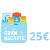 Cistella 25€ Gran recapte