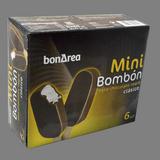 Minibombó nata paq. 6 u.