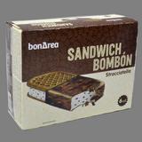 Sandwich bombó stracciatella 6 unitats