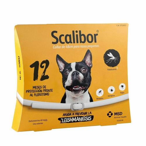 Scalibor collar antiparasitàri 20x48 cm