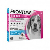 Frontline tri-act 10-20 kg.