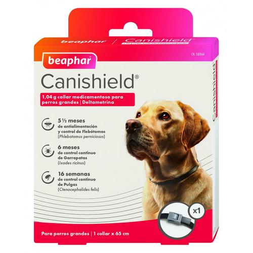 Canishield collar antiparasitari gossos 65cm