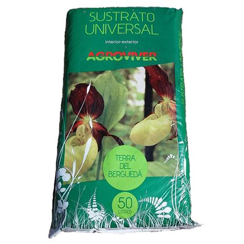 Agroviver sustrato vegetal