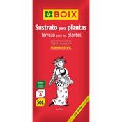 Boix substrat per a plantes