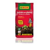 Boix substrat per plantes