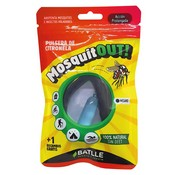 Batlle pulsera antimosquitos azul