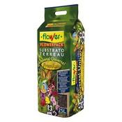 Flowerpack sustrat premium