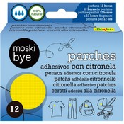 Moskibye parches antimosquitos.