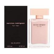 Narciso rodriguez eau de perfum for her vaporitzador
