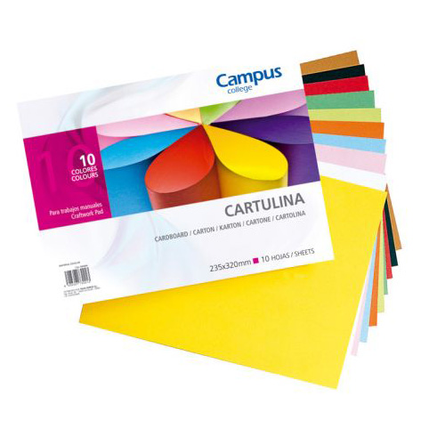 Cartolina 235x320mm 10u