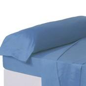 Trovador funda almohada cama 150 azul.